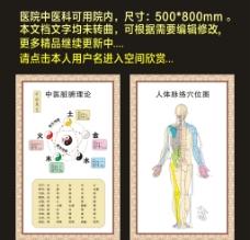 中医人体穴位图片