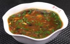 老东北豆腐汤图片