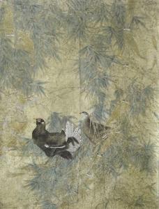 中国画花鸟画作品图片