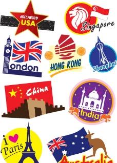 旅游圖標 旅行圖標圖片
