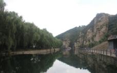 龙峡湖图片