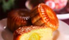月饼 月饼摄影 饼子 图片