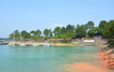 万绿湖 水月湾 景观 图片