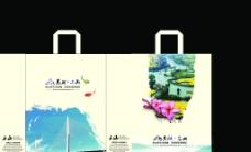 中国风手提袋图片