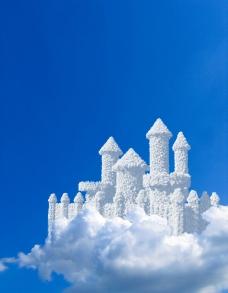 白云城堡图片
