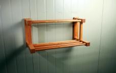 木架 毛巾架图片