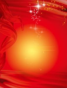 火红丝带图片