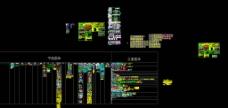 室内外设计CAD图库图片