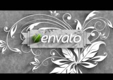 花纹生长带出logo图片