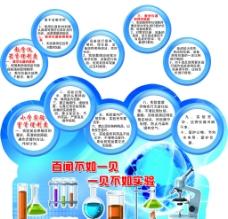 实验室管理制度图片