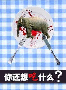 动物 海报图片