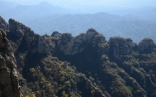 白石山风景图片