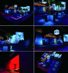 赤壁舞台设计图片