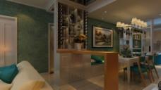 客餐厅图片
