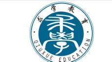 求学教育logo图片