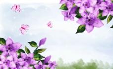 梦幻时尚花卉图片