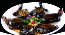 卤水小甲鱼图片