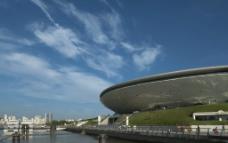 上海奔驰文化中心图片