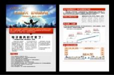 商務科技海報