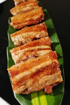 烤五花肉图片