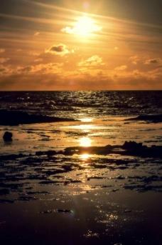日出 日落图片