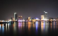 厦门岛夜景图片