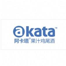 阿卡塔鸡尾酒logo