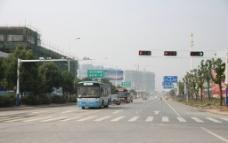 阜阳马路图片