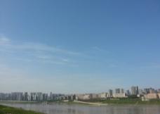 重庆九龙半岛江景图片