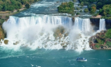 尼加拉瓜瀑布图片