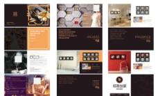 浮雕画品牌画册图片