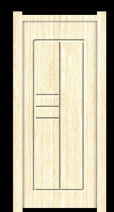 米色线条门图片