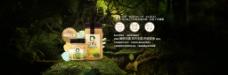 淘宝蜂蜜促销海报设计