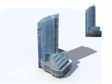 创意设计大楼外观