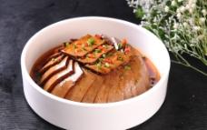 青椒蒸香干图片