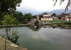 美麗宏村圖片