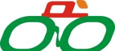 自行车标志图片