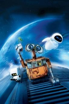 机器人总动员图片