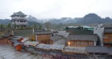 武夷山  村庄图片