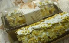 杏仁蛋糕卷图片