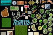 小品及植物素材图片