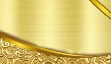 黄金名片图片