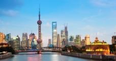 上海外滩风景图片
