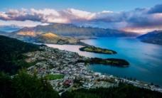 新西兰港口图片
