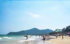 阳光沙滩图片