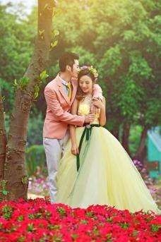 2014婚纱样片图片