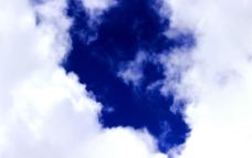 西藏的天空图片