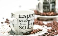 唯美咖啡图片