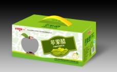 苹果醋箱(内为展开图)图片