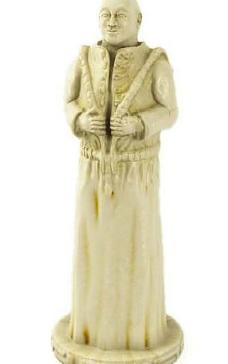 3D古代男性人物雕刻模型素材